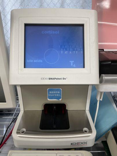 ホルモン検査装置